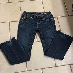 Miss Me jeans, size 27